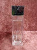 RRP £65 Unboxed 75 Ml Tester Bottle Of Emporio Armani Pour Homme Eau De Toilette Spray Ex-Display