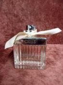 RRP £90 Unboxed 75 Ml Tester Bottle Of Chloe Fleur De Parfum Eau De Parfum Spray Ex-Display
