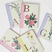 RRP £300 Lot To Contain 30 Brand New Tagged Notebooks Sweet Botanica
