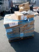 Combined RRP £1000 Pallet To Contain Assorted Carpet