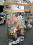 Combined RRP £400 Cage To Contain Assorted Clothing, Toys, Footwear