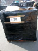 Combined RRP £600 Pallet To Contain Bins, Baskets, Soft Furnishings, Kitchenware