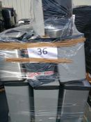 Combined RRP £600 Pallet To Contain Bins