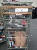 Combined RRP £400 Cage To Contain Christmas Decorations