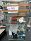 Combined RRP £400 Cage To Contain Makeup Advent Calendar, Dinnerware Set, Assorted Christmas Decorat