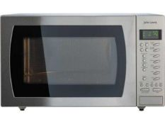 RRP £270 Combination Microwave Oven, Slimline With 27L Capacity (1223614)