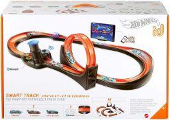 RRP £180 Hotwheels Id Smart Track Kit