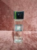 RRP £60 Unboxed 75 Ml Tester Bottle Of Emporio Armani Eau De Toilette Pour Homme Spray Ex-Display