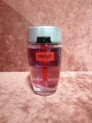 RRP £50 Unboxed 125Ml Tester Bottle Of Hugo Boss Energise Eau De Toilette Spray Ex-Display