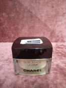 RRP £300 Unboxed 50G Tester Of Chanel Sublimage La Creme