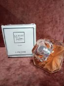 RRP £70 Boxed 50Ml Tester Bottle Of Lanc√¥Me La Nuit Tresor Nude Eau De Toilette Spray