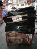 Combined RRP £1000 Pallet To Contain Assorted Wallpaper And Luxury Textured Vinyl (Stillage Not Incl