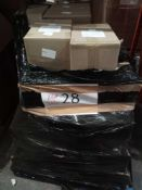 Combined RRP £800 Pallet To Contain Bulk Lot Of Disposable Facemasks