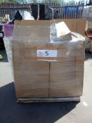 Combined RRP £700 Pallet To Contain Oil Filled Radiator, Kitchenware, Bedding, Headphones, Lampshade