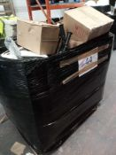 Combined RRP £800 Pallet To Contain Various Furnishing Lighting And Child Products