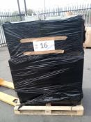 Combined RRP £700 Pallet To Contain Assorted Ovens And Assorted Whitegoods In Colours Black And Silv