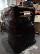 Combined RRP £1000 Pallet To Contain Small Furniture, Part Lot Furniture, Soft Furnishings, Miscella