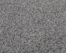 RRP £720 Bagged And Rolled Super Top Twist Light Grey 5M X 8.01M Carpet (147896)