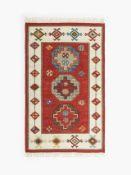 RRP £220 Bagged John Lewis Esari Kelim Multi Style Rug In Colour Multi