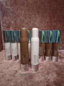 RRP £250 Gift Bag To Contain 10 Clinique Chubby Stick Sculpting Contour Testers In Assorted Shades
