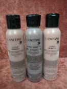 RRP £300 Gift Bag To Contain 3 110Ml Tester Bottles Of Lancome Teint Idole Ultra 24H Spf 15 In Assor