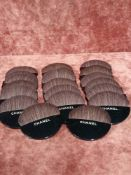 RRP £200 Lot To Contain 25 Brand New Unused Chanel Make Up Brushes