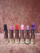 RRP £120 Gift Bag To Contain 6 Testers Of Urban Decay Vice Lipsticks In Assorted Colours Ex-Didplay