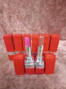 RRP £240 Gift Bag To Contain 8 Tester Of Dior Ultra Care Liquid Lipstick In Assorted Colours Ex-Disp