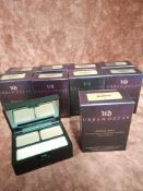 RRP £200 Gift Bag To Contain 10 Boxed Urban Decay Brow Box Waterproof Eyebrow Powder Wax And Tools T