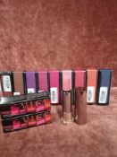 RRP £240 Gift Bag To Contain 18 Boxed Testers Of Urban Decay Vice Lipsticks In Assorted Shades Ex-Di