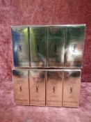 RRP £120 Gift Bag To Contain 24 Brand New Sealed Testers Of Yves Saint Laurent All Hours Foundation