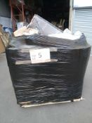 Combined RRP £900 Pallet To Contain Toys, Light-Up Decorations, Footwear, Household Appliances, Misc