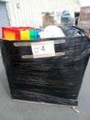 Combined RRP £1000 Pallet To Contain Teddy Bears, Storage Tubs, Clothing, Toys, Footwear, Bedding, B