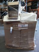 Combined RRP £650 Pallet To Contain Assorted Bins