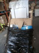 Combined RRP £600 Part To Contain A Cot Mattress A Bath And Bath Panels (Appraisals Available On