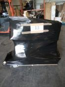 Combined RRP £500 Pallet To Contain Part Lot Furniture, Bulk Lot Of Plastic Coat Hangers