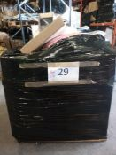 Combined RRP £800 Pallet To Contain Soft Furnishings, Bedding, Assorted Bins In Different Sizes, Can
