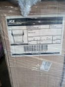 Combined RRP £1000 Pallet To Contain Bulk Lot Of Wall Baskets