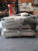 Combined RRP £300 Pallet To Contain Treated Wood Part Lot Fencing
