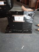 Combined RRP £600 Pallet To Contain Cooker With Broken Glass And Various Lamps
