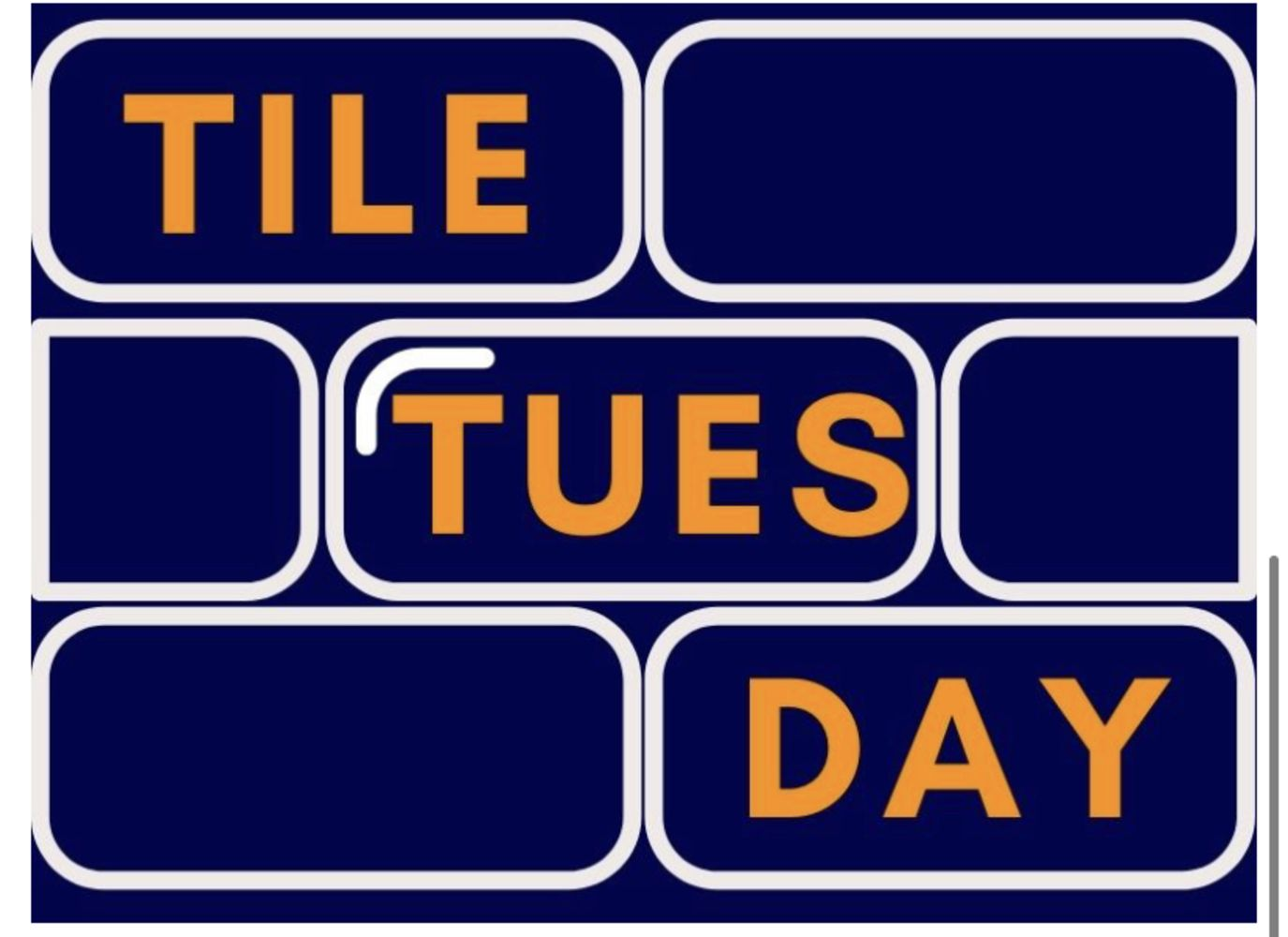 """No Reserve - Tile Tuesday - """"over £80k worth of tiles – Sourced from Johnsons Tiles"""" - 11th May 2021"""