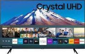 RRP £500 Boxed Samsung Mu6400 49 Inch Smart Tv