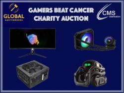 Gamers Beat Cancer - Charity Auction - 28th May 2021