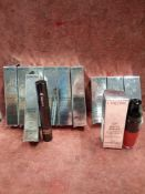 RRP £200 Lot To Contain 4 Brand New Boxed Testers Of Lancome Matte Shaker Liquid Lipsticks In Assor