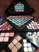RRP £200 Gift Bag To Contain 4 Brand New Academy Of Colour Vegan Prism Face Palettes (Appraisals