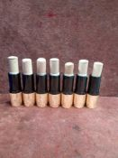 RRP £210 Lot To Contain 7 Testers Of Yves Saint Laurent All Hours Foundation Stick In Assorted