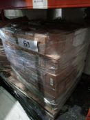 Combined RRP £2500 Pallet To Contain Bulk Lot Of Graham Brown Borders P33 (Appraisals Available On