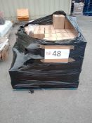 Combined RRP £2000 Pallet To Contain Bulk Lot Of Passport Holders In Various Colours