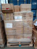 Combined RRP £2500 Pallet To Contain Assorted England Merchandise. Includes England Seat Covers