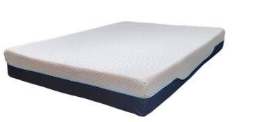 RRP £479 4ft 6 1000 Pocket Spring Encased In High Density Foam. Supportive Soft Foam Provides